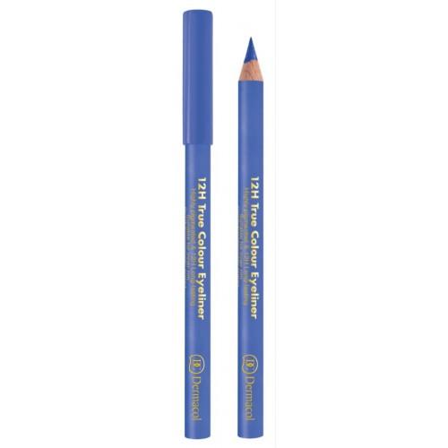 Dermacol 12H True Colour Eyeliner - tartós szemceruza