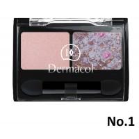 Dermacol Duo Eyeshadow - Szemhéjfesték