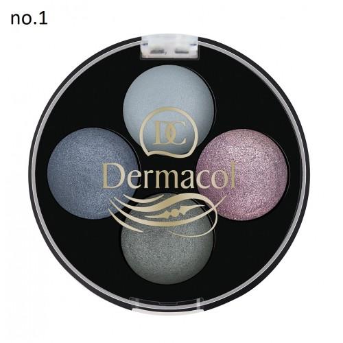 Dermacol Quattro Baked - Szemhéjpúder