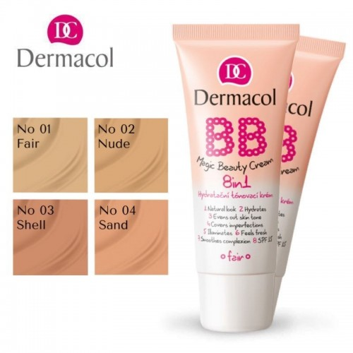 Dermacol BB Magic Beauty Cream - BB Krém