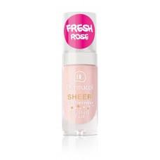 Dermacol Sheer Face - Gyöngyházfényű Alapozó Bázis