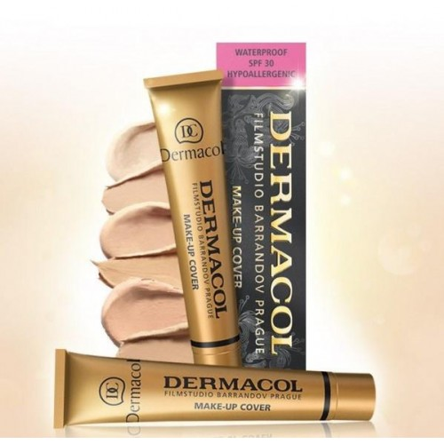 Dermacol Make-Up Cover -  Extrémen Fedő Alapozó