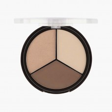 EVANA Perfect Face Arckontúr és Highlight Paletta