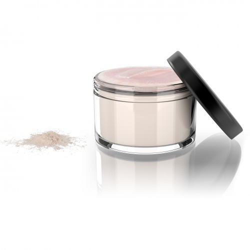 EVANA Luxury Transparent Powder - Púder
