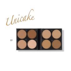 Karaja Palette Unicake no69 - Púderalapozó paletta