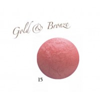 Karaja Gold & Bronze 15  - Bronzosító Púder