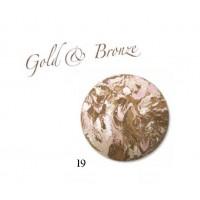 Karaja Gold & Bronze 19 - Bronzosító Púder
