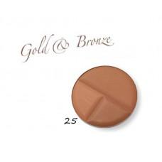 Karaja Gold & Bronze 25  - Bronzosító Púder