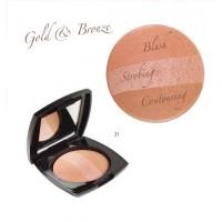 Karaja Gold & Bronze 31  - Bronzosító Púder