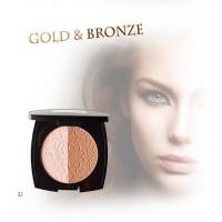 Karaja Gold & Bronze 32  - Bronzosító Púder