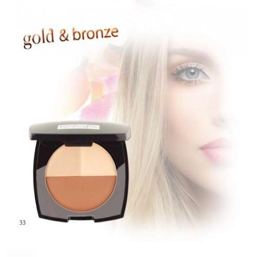 Karaja Gold & Bronze 33  - Bronzosító Púder