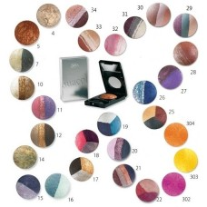 Karaja Aquacolor - vizes szemhéjpúder - 14 színben
