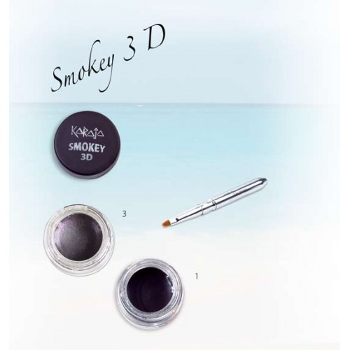 Karaja Smokey 3D  - Szemkihúzó