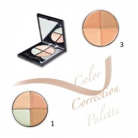 Karaja Color Correction Palette - Korrektor Paletta