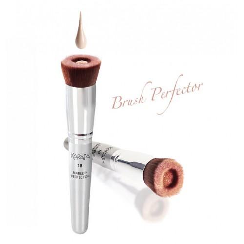 Karaja Makeup Perfector - Alapozó ecset