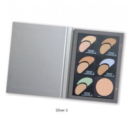 Karaja Silver Palette no3 - Korrektor Paletta