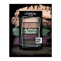 L'ORÉAL PARIS The Small Palette - Szemhéjfesték Paletta