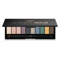 L'ORÉAL PARIS Color Riche La Palette Gold - Szemhéj Paletta